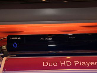 Samsung - Duo HD Player